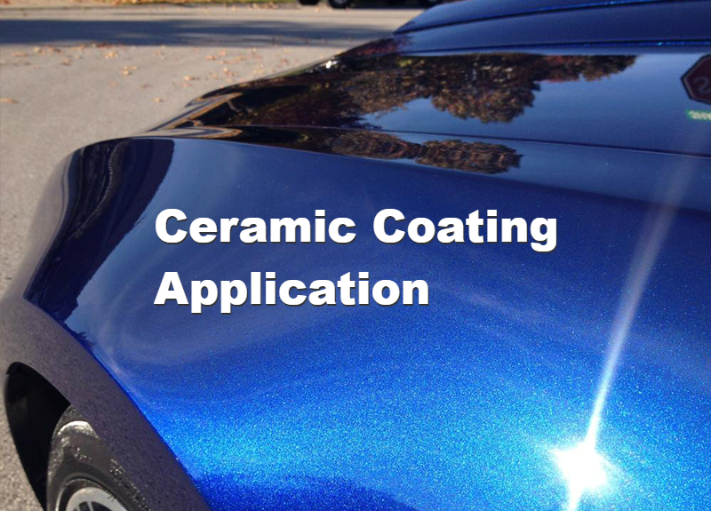 Ceramic Coating Application