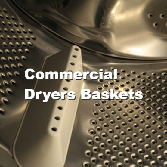 Commercial Dryers Baskets