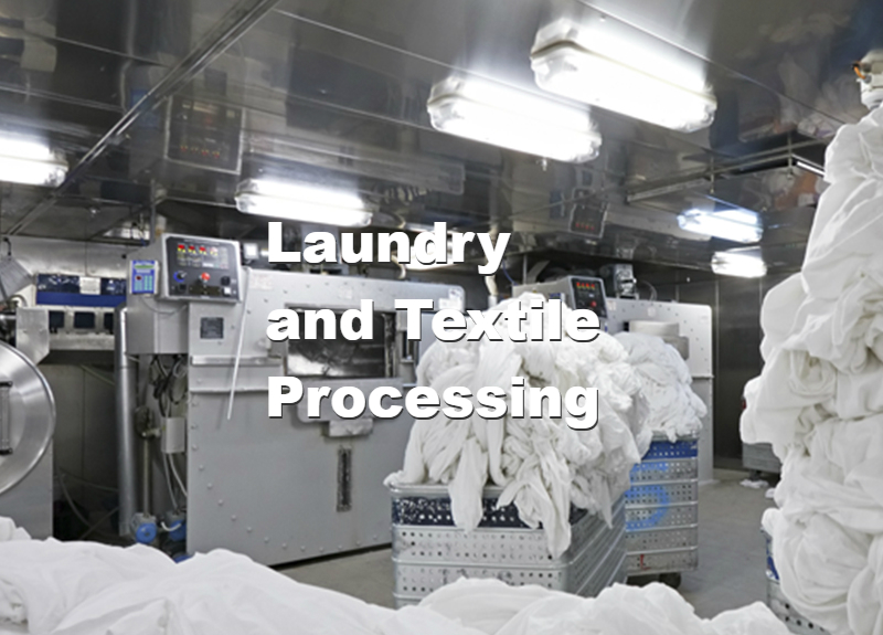 Laundry & Textile Processing