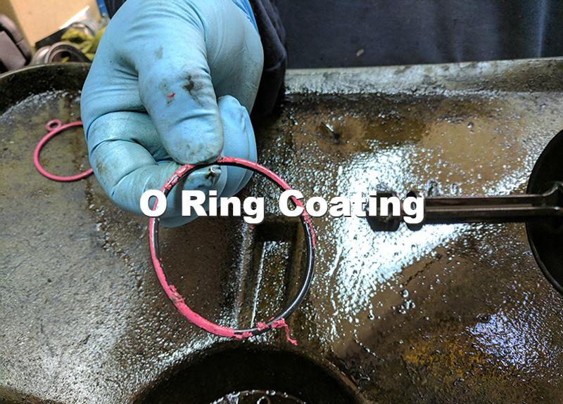 O Ring Coating